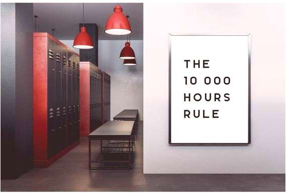 10 000 hours rule, success poster, motivational poster, inspirational quote, new beginning gi... 10