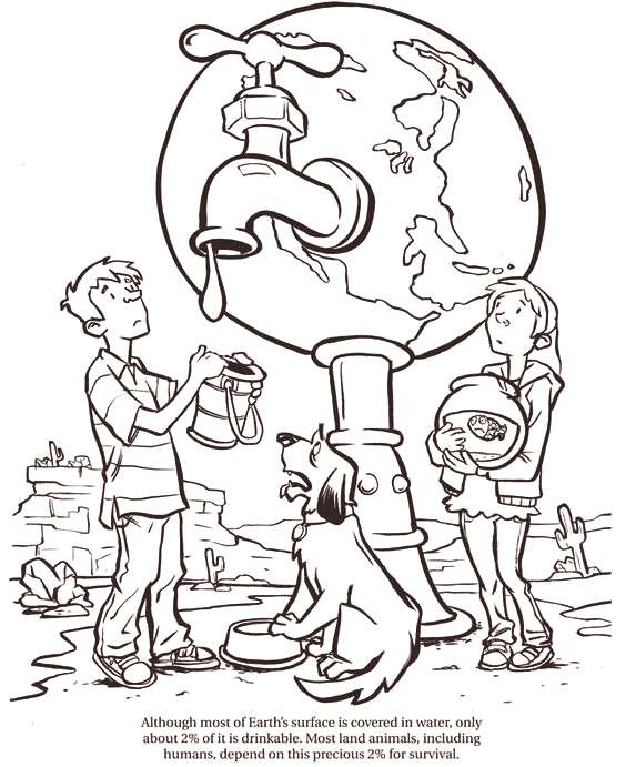 2017 Coloring Pages - doodle AJ - Earth Day 2017 Coloring Pages    Earth Day 2017 Coloring Page