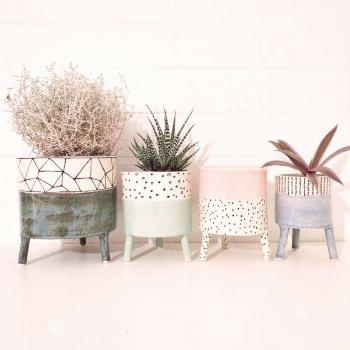 39 Modern Flower Pots Ideas For Indoor Use