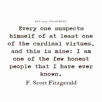 '42   |  F. Scott Fitzgerald Quotes Series  | 190619' Poster by QuotesGalore