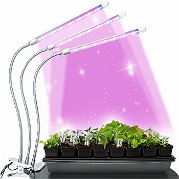 Brite Labs LED Grow Light for Indoor Plants - Increase