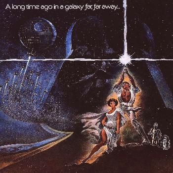 called Star Wars opened in theaters on this day in 1977. -A little sci-fi movie called Star Wars op