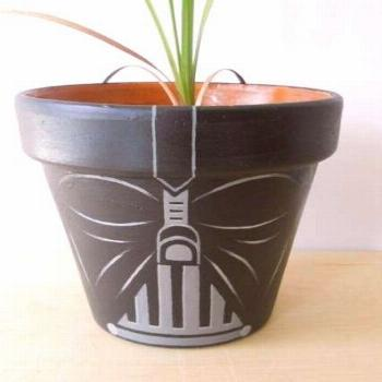 Painting flower pots star wars 22 Ideas Painting flower pots star wars 22 Ideas