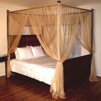 Palace Four-Poster Bed Canopy -   -Casablanca Palace Four-Poster Bed Canopy -   -  100% Brand new a
