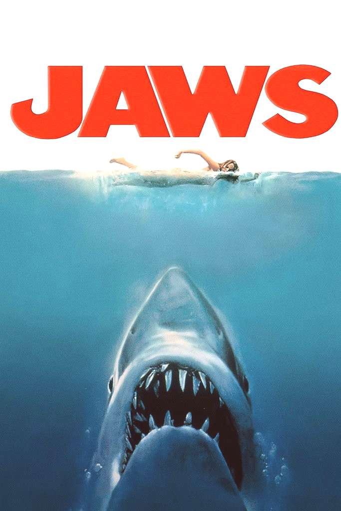 Jaws Movie Poster - Jaws Movie Poster – My Hot Posters -